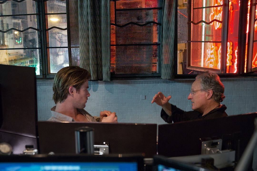 Blackhat : Bild Chris Hemsworth, Michael Mann