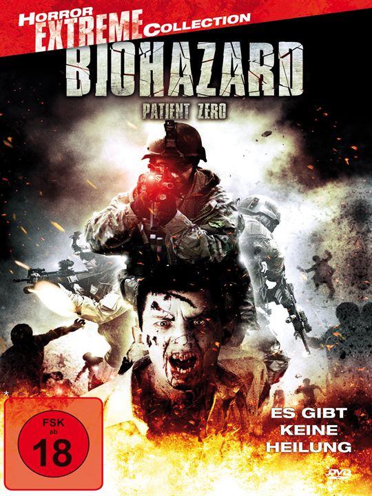 Poster Zum Biohazard Patient Zero Bild 1 Filmstartsde