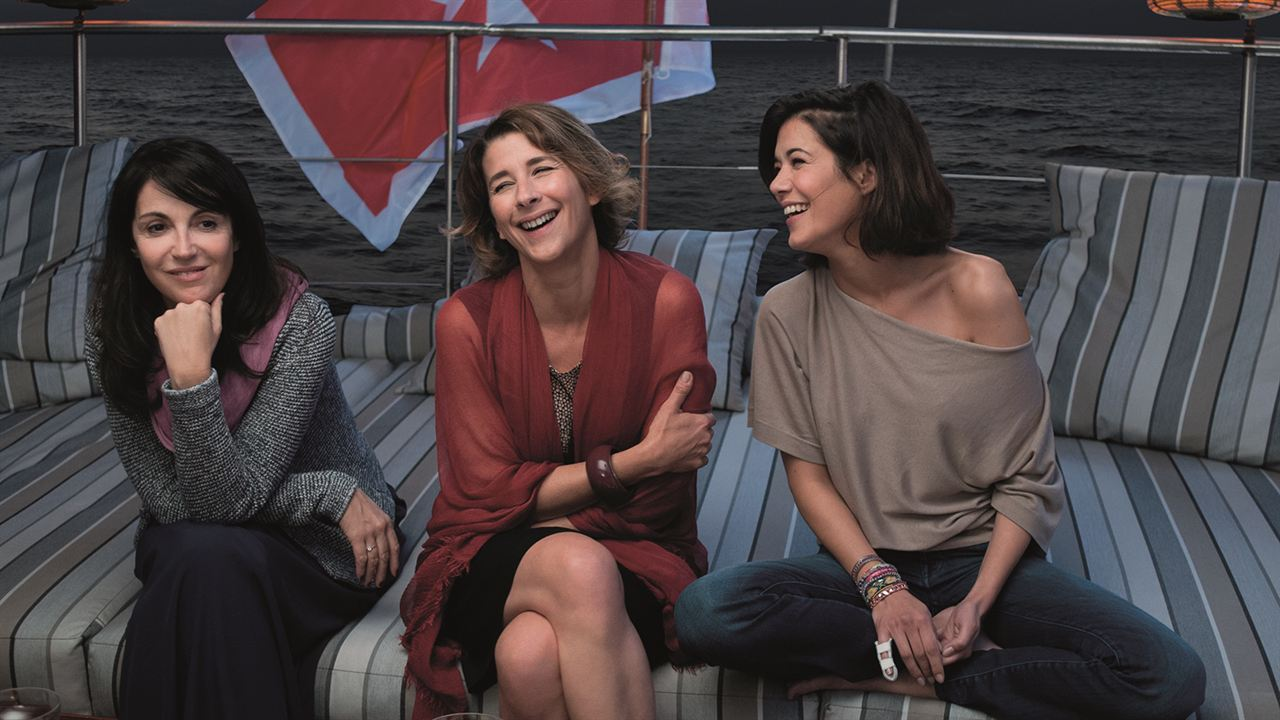 Unter Freunden : Bild Isabelle Gélinas, Mélanie Doutey, Zabou Breitman