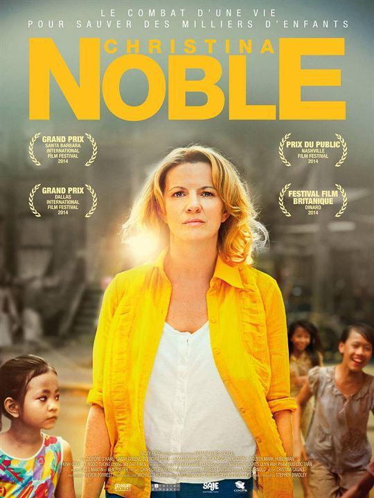 Christina Noble - Die Mutter der Niemandskinder : Kinoposter