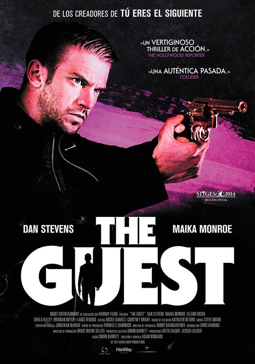 The Guest : Kinoposter