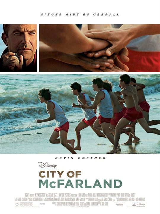 City of McFarland : Kinoposter
