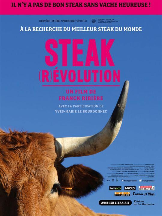Steak Revolution - Zurück zum natürlichen Genuss : Kinoposter
