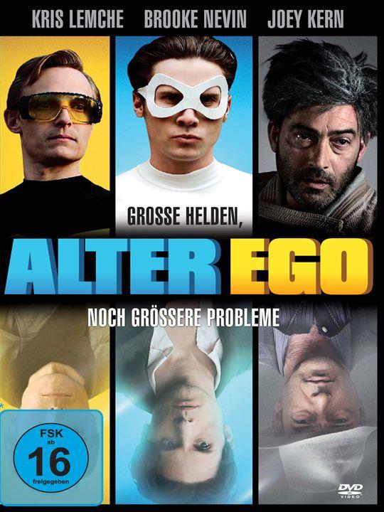 Alter Ego - Große Helden, noch größere Probleme : Kinoposter