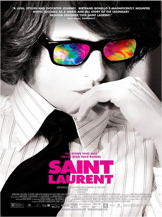 Saint Laurent : Kinoposter