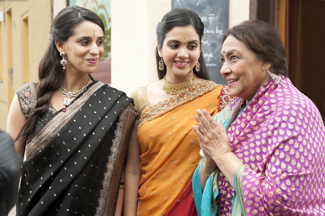 Marry Me! : Bild Bharti Jaffrey, Maryam Zaree, Mira Kandathil