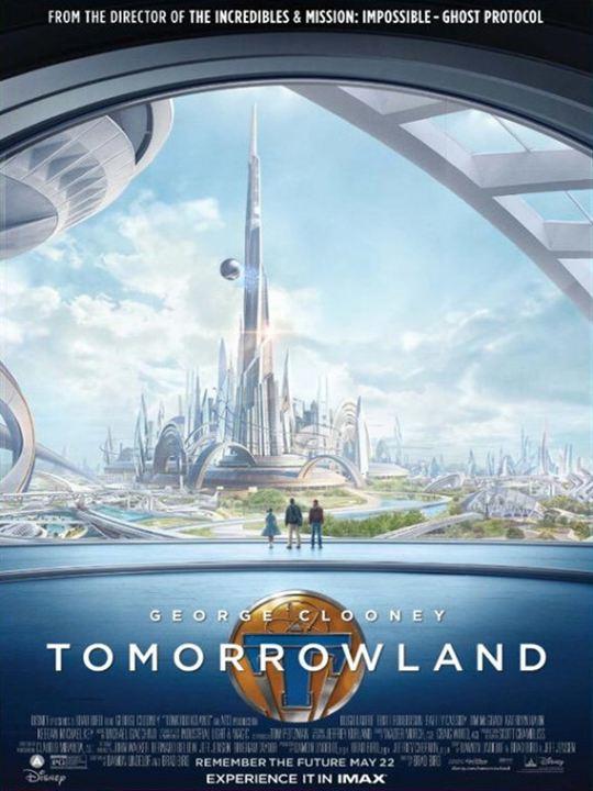 A World Beyond : Kinoposter