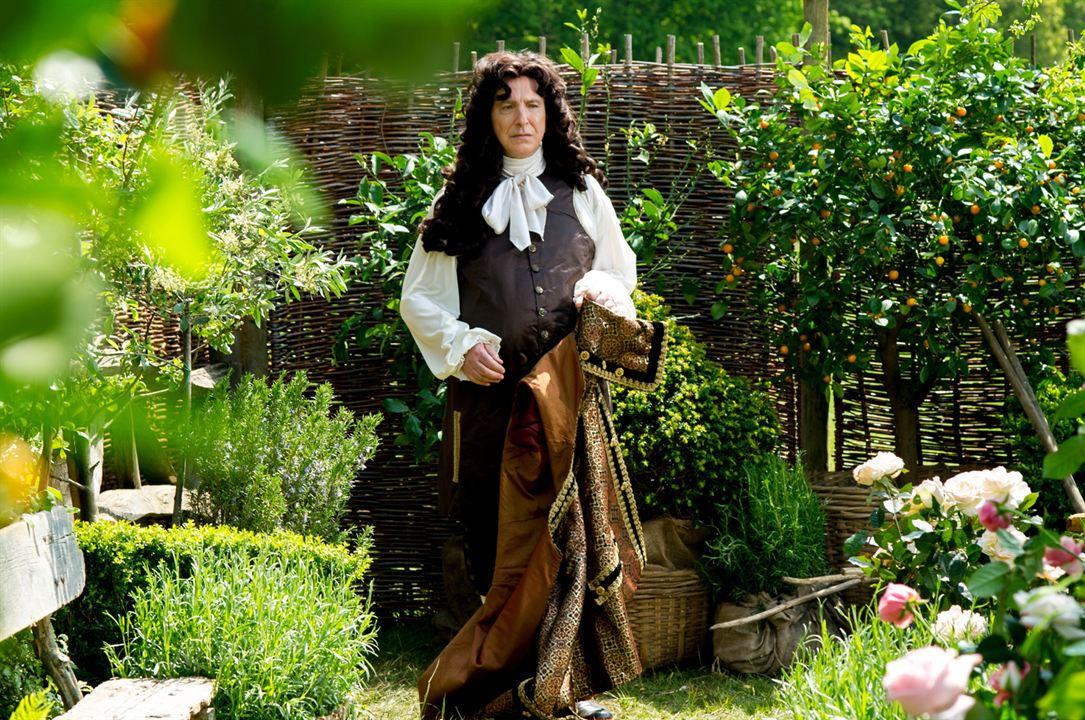 Die Gärtnerin von Versailles : Bild Alan Rickman
