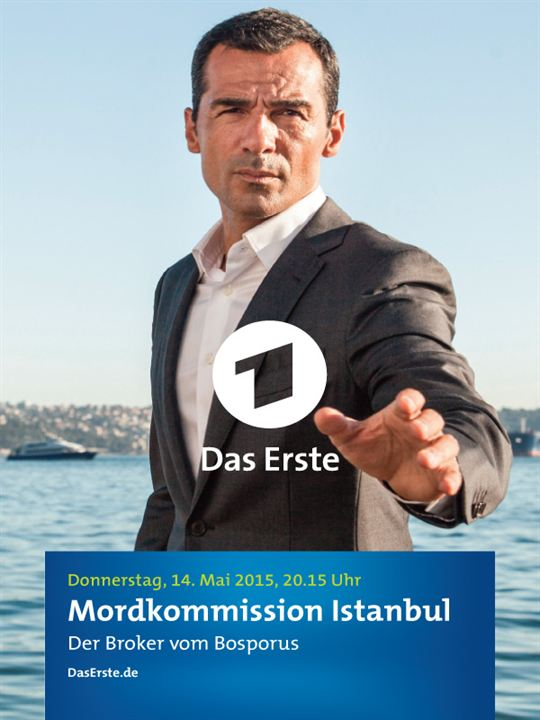 Mordkommission Istanbul - Der Broker vom Bosporus : Kinoposter