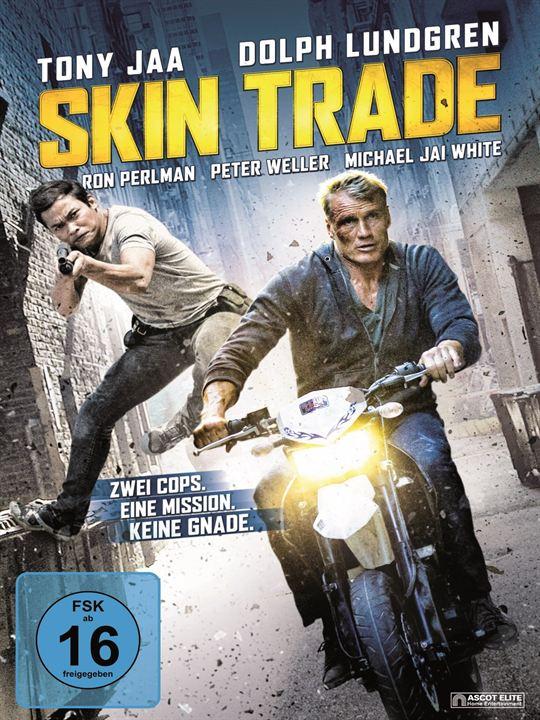 Skin Trade : Kinoposter