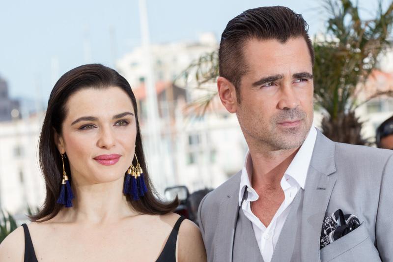 The Lobster - Eine unkonventionelle Liebesgeschichte : Vignette (magazine) Colin Farrell, Rachel Weisz