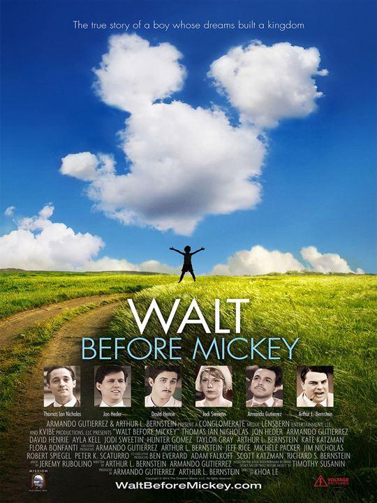 Walt Before Mickey : Kinoposter