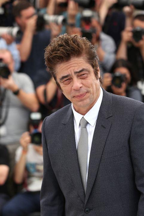 Sicario : Vignette (magazine) Benicio Del Toro
