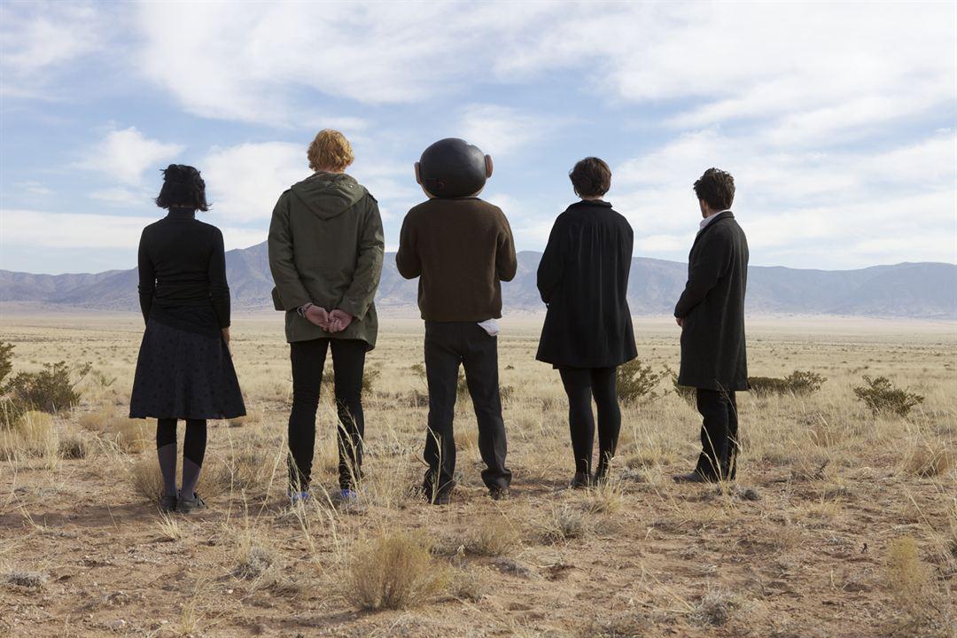 Frank : Bild Carla Azar, Domhnall Gleeson, François Civil, Maggie Gyllenhaal, Michael Fassbender