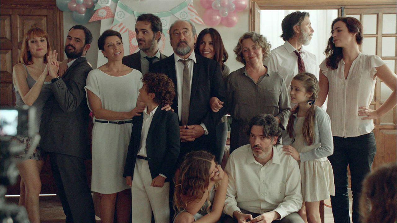 Bild Alicia Borrachero, Armando Del Rio, Georgina Amorós, Gloria Muñoz, José Angel Egido