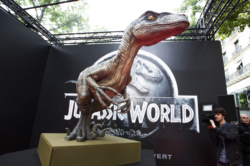 Jurassic World : Vignette (magazine)