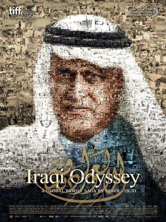 Iraqi Odyssey : Kinoposter