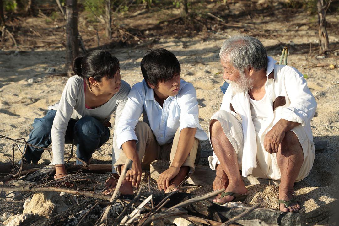 Still The Water: Jun Yoshinaga, Nijirô Murakami