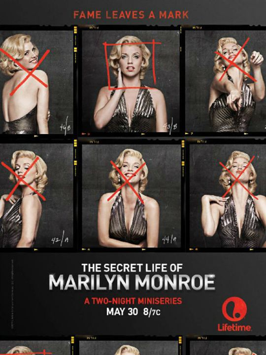 The Secret Life of Marilyn Monroe : Kinoposter