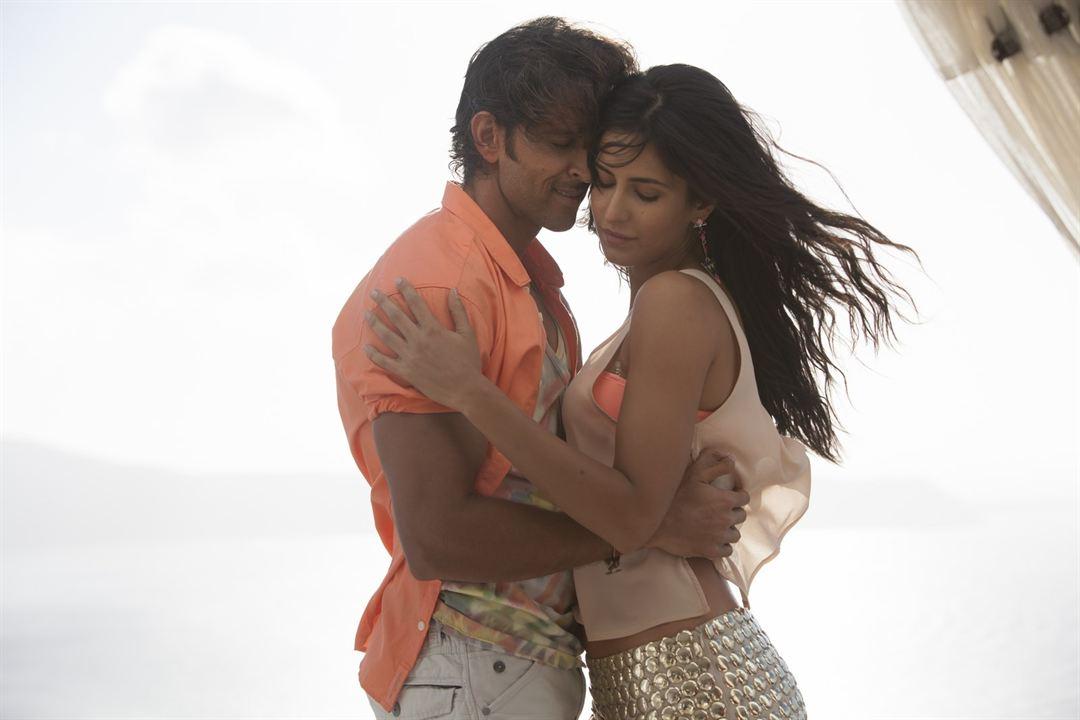 Bang Bang!: Katrina Kaif, Hrithik Roshan