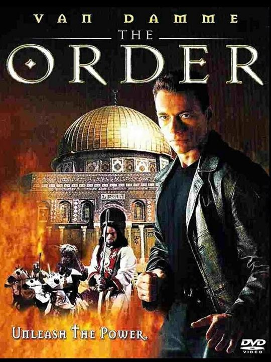 The Order : Kinoposter