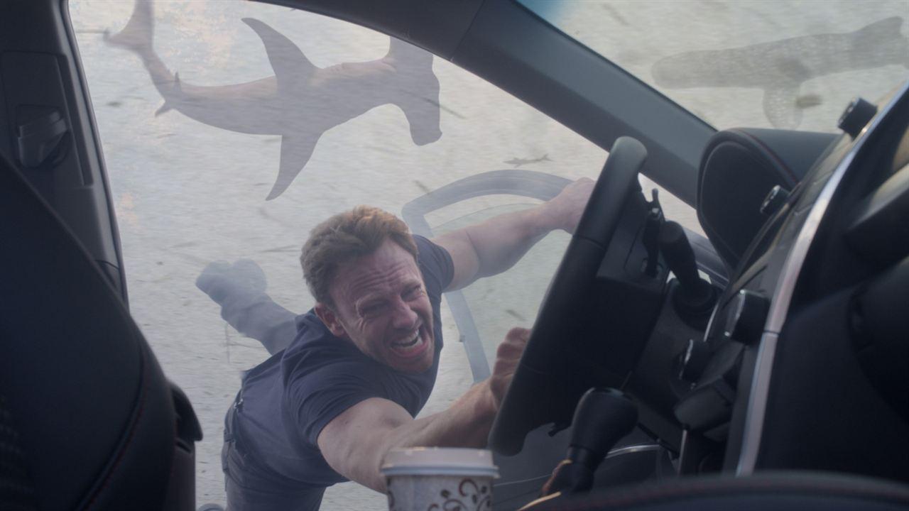 Sharknado 3 - Oh Hell No! : Bild Ian Ziering
