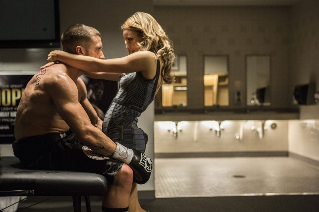 Southpaw : Bild Jake Gyllenhaal, Rachel McAdams