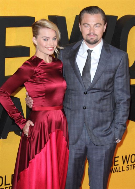 The Wolf Of Wall Street : Vignette (magazine) Leonardo DiCaprio, Margot Robbie