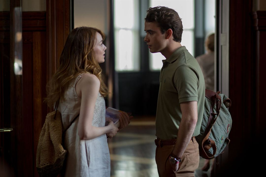 Irrational Man : Bild Emma Stone, Jamie Blackley