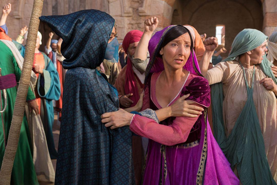 Les Nouvelles Aventures D'Aladin : Bild Audrey Lamy