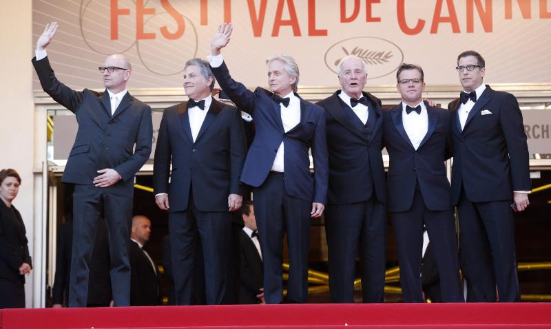 Liberace - Zuviel des Guten ist wundervoll : Vignette (magazine) Jerry Weintraub, Matt Damon, Michael Douglas, Richard LaGravenese, Steven Soderbergh
