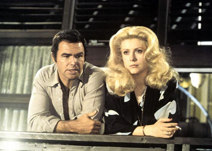 Straßen der Nacht : Bild Burt Reynolds, Catherine Deneuve