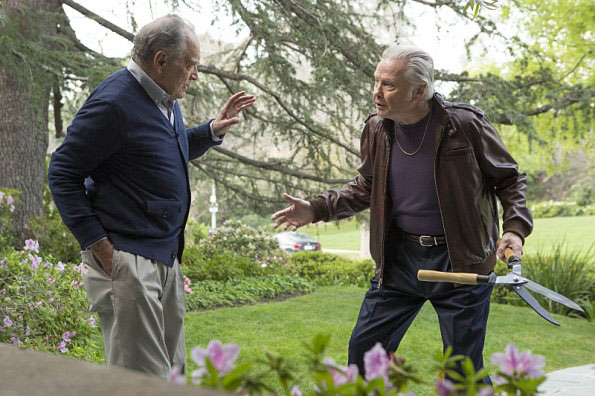 Bild Jon Voight, Tom Bower
