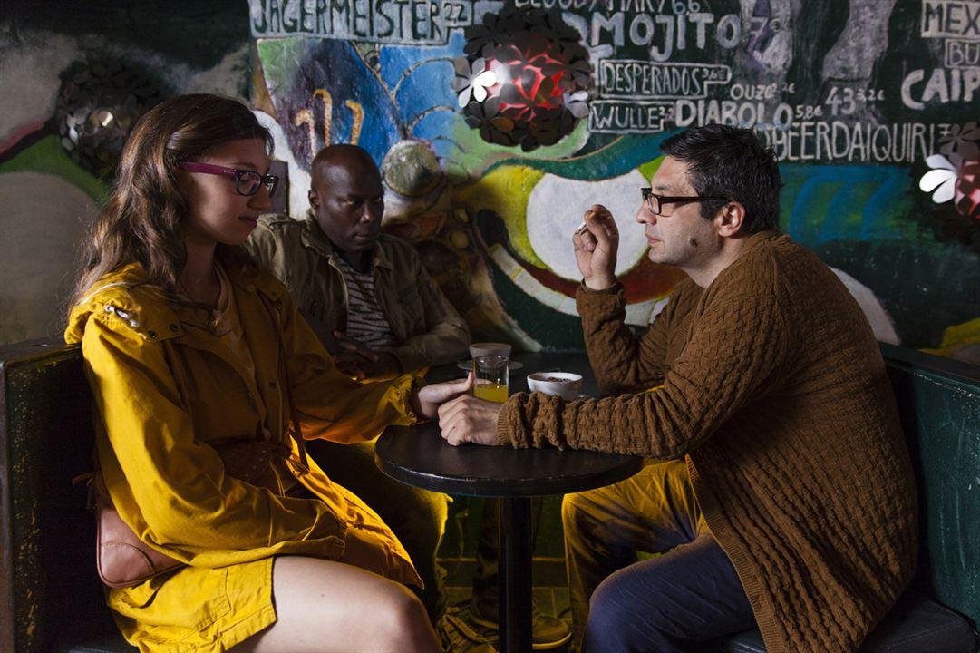 God Of Happiness : Bild Elie James Blezes, Lasha Bakradze, Tina Meliava