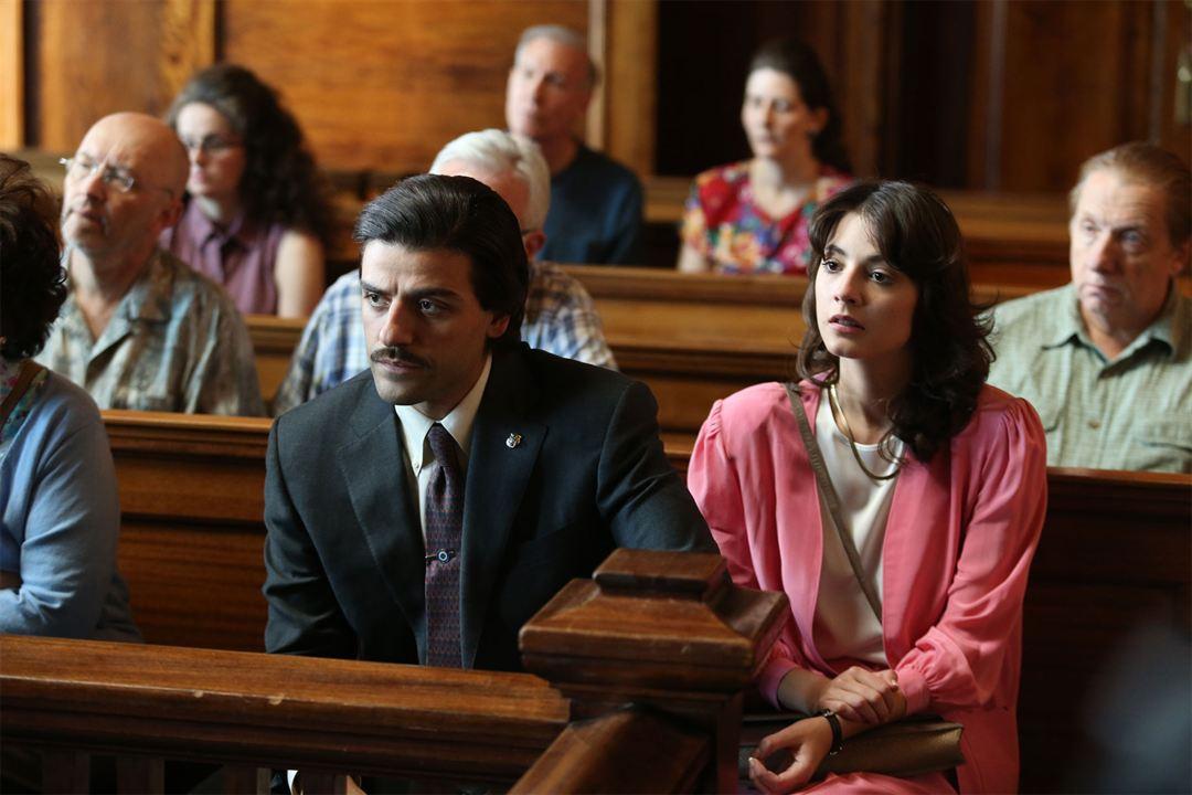 Bild Carla Quevedo, Oscar Isaac