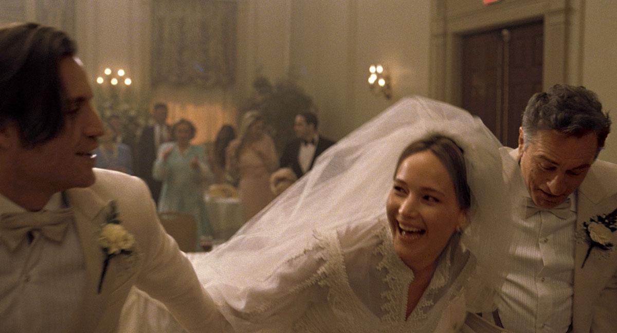 Joy - Alles außer gewöhnlich : Bild Édgar Ramírez, Jennifer Lawrence, Robert De Niro