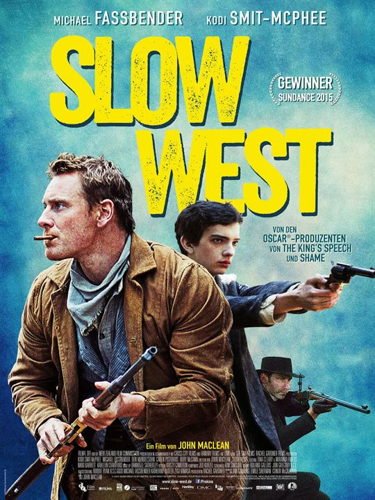 Slow West : Kinoposter
