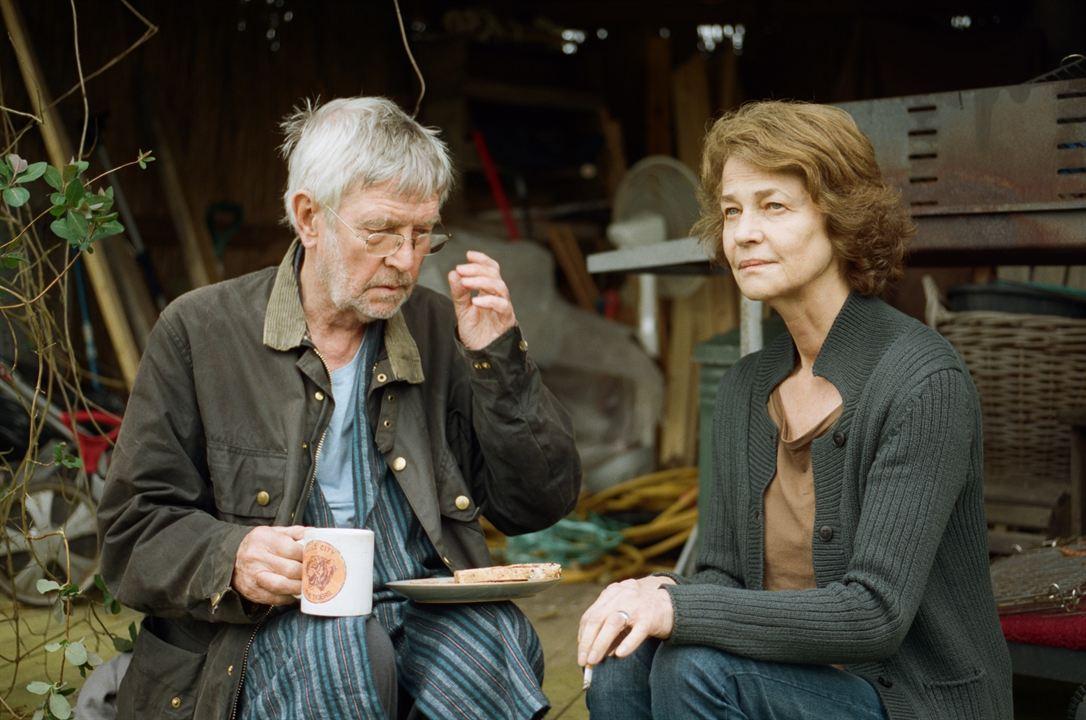 45 Years : Bild Charlotte Rampling, Tom Courtenay