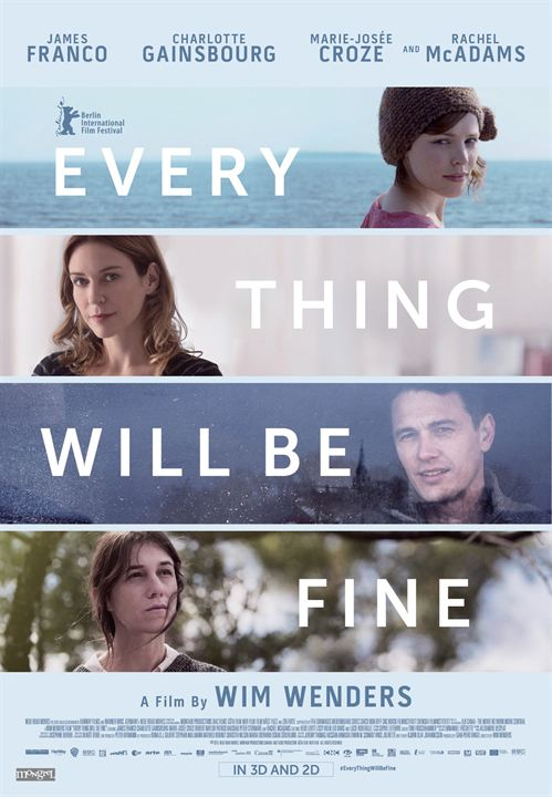 Every Thing Will Be Fine : Kinoposter