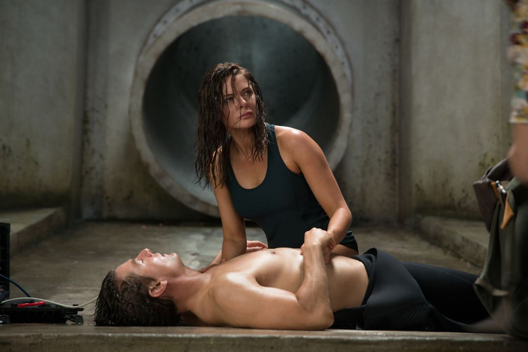 Mission: Impossible - Rogue Nation : Bild Rebecca Ferguson, Tom Cruise