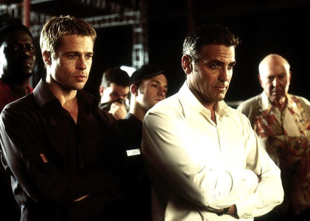 Ocean's Eleven : Bild Brad Pitt, George Clooney