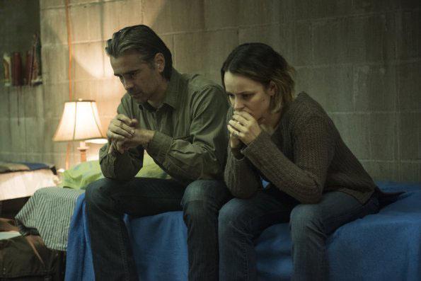 Kinoposter Colin Farrell, Rachel McAdams