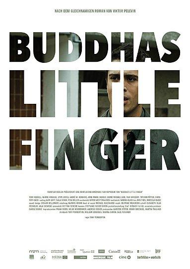 Buddha's Little Finger : Kinoposter