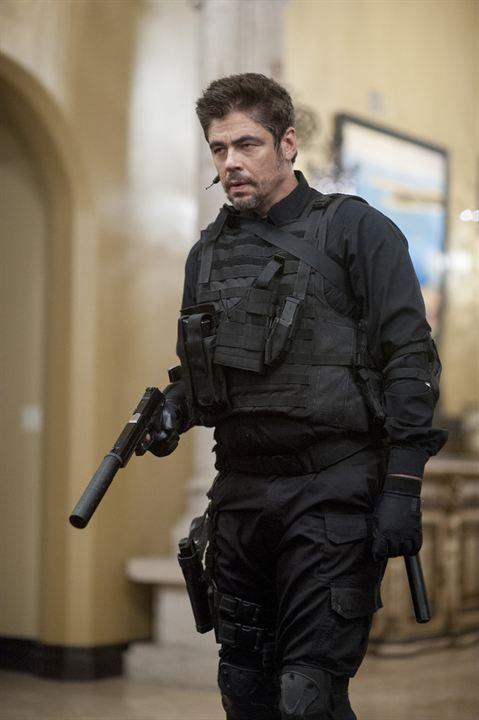 Sicario : Bild Benicio Del Toro