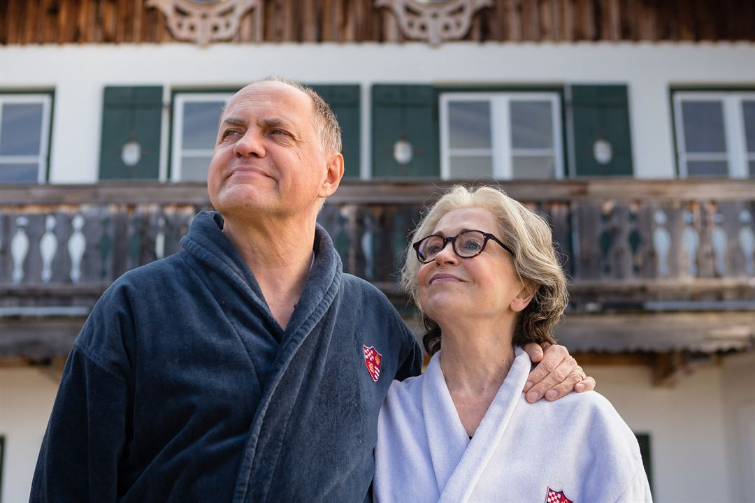 Die Udo Honig Story : Bild Gisela Schneeberger, Uwe Ochsenknecht