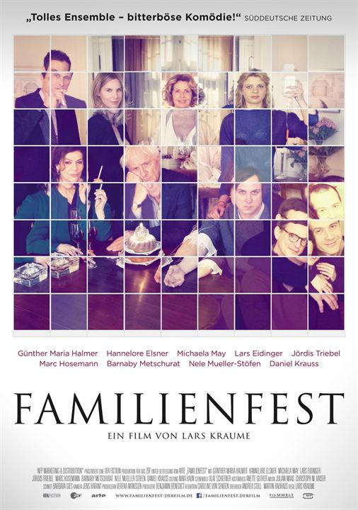 Familienfest : Kinoposter