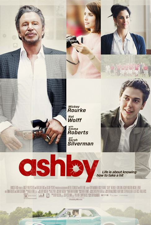 Ashby : Kinoposter
