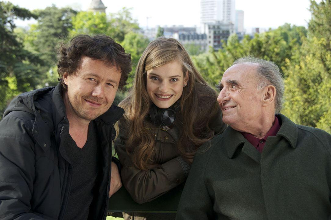 Frühstück bei Monsieur Henri : Bild Claude Brasseur, Ivan Calbérac, Noémie Schmidt