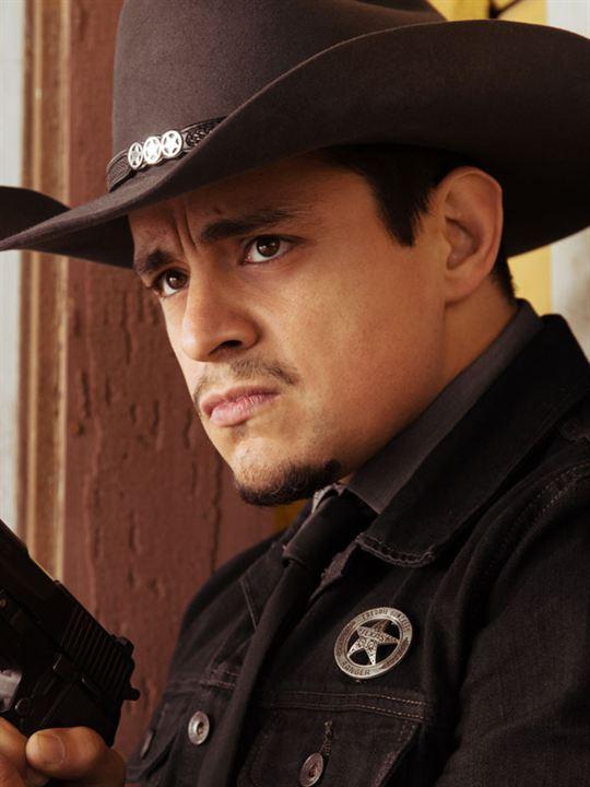 Kinoposter Jesse Garcia
