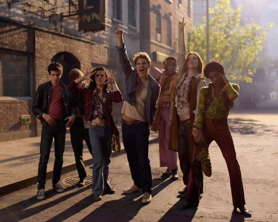 Stonewall: Alexandre Nachi, Jeremy Irvine, Caleb Landry Jones, Atticus Dean Mitchell, Jonny Beauchamp, Vladimir Alexis